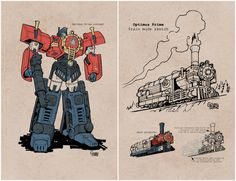 Optimus Prime - Steampunk Concept I LOVE THIS IDEA!!!!