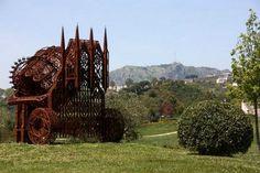 Concrete Mixer by Wim Delvoye, 2007_ Parco Internazionale della Scultura MARCA_ Catanzaro (IT)