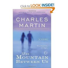 Another wonderful book by Charles Martin....adventure, romance and amazing writing