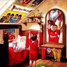 Steven Gerrard Dream!