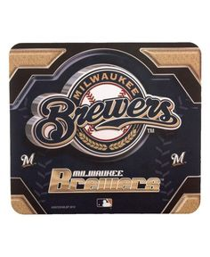 Hunter Manufacturing Milwaukee Brewers Mouse Pad