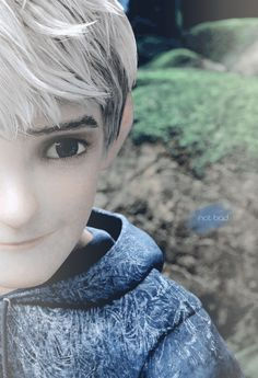 Not bad - Jack Frost; Rise of the Guardians