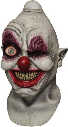 Crazy Eye Clown Digital
