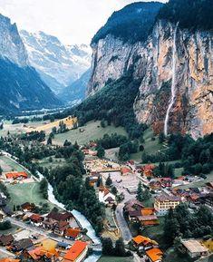 // Lauterbrunnen, Switzerland