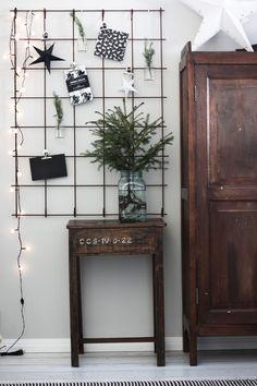 Raudoitusverkon joulutunnelma | KUKKALA
