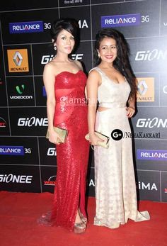 Neha Kakkar & Sonu Kakkar Sonu Kakkar, Neha Kakkar, Strapless Dress Formal, Formal Dresses, Beauty And The Beast, Indian, Singers, Pretty, Sign