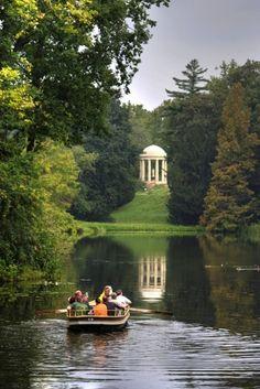 Geschmackssachen.: Die Gartenlandschaft Dessau-Wörlitz