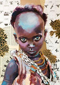 Ethiopia by  Stéphanie Ledoux