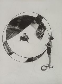 László Moholy-Nagy Love Your Neighbor; Murder on the Railway 1925   The Charnel-House