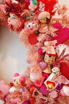 Treetopia Valentine's Day Wreath Blog Hop and Giveaway!