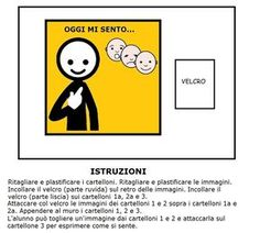 comuniCAAzione: Come mi sento School Equipment, How I Feel, Educational Toys, Adhd, Blog, Feelings, Activities, Home, Speech Language Therapy