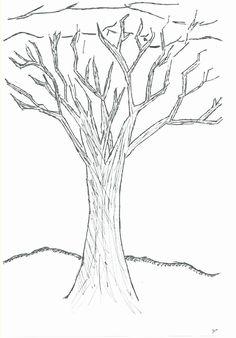 Winter Tree Coloring Page - Winter Tree Coloring Page , Hawthorn Tree In Winter Coloring Coloring Pages Forest Coloring Pages, Coloring Pages Winter, Tree Coloring Page, Coloring Pages Inspirational, Winter Trees, Free Printables, Deviantart, Beautiful, Free Printable