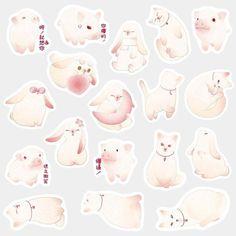 Brand Name: PaperShape: FlamingoSize: StickerModel Number: Sticker Vintage Scrapbook, Vintage Stamps, Baby Scrapbook, Scrapbook Stickers, Phone Stickers, Funny Stickers, Cute Husky, Girl And Dog, Animal Decor