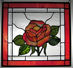 Our landscape and floral stained glass windows are taken directly from nature. Whether adapted from photographs or drawn directly from the flowers and trees that grow in our garden, these stained...