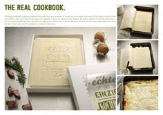 Edible cookbook in the mail? Sign me up! Have a creative ad space? Go to beta.inkba.com