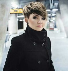 Brunette pixie                                                                                                                                                                                 More