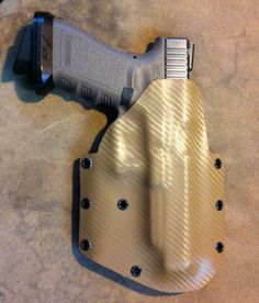 Sabby Tactical Glock 35 Holster In Coyote Holstex