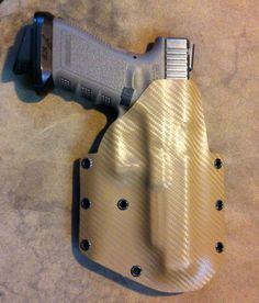 4829e8e8bbda Sabby Tactical Glock 35 holster in Coyote Killer Holstex.
