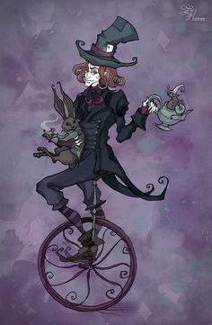 The Mad Hatter by IrenHorrors on DeviantArt