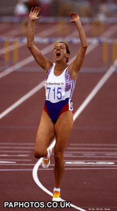 Athletics - Barcelona Olympic Games 1992 - Women's 400m Hurdles