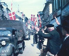 Liberation Day; Denmark; May 5; Marks the end on May 5, 1945, of 5 years of German occupation during World War II.