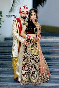 Looking for candid wedding photographer in Punjab, Jalandhar, Ludhiana, Amritsar and Mohali? Indian Bride Photography Poses, Indian Bride Poses, Indian Wedding Poses, Indian Wedding Couple Photography, Wedding Photography Styles, Photography Couples, Indian Wedding Photographer, Photography Tricks, Outdoor Photography