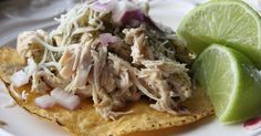 Mix and Match Mama: Dinner Tonight: Honey Mustard & Lime Chicken Tostadas