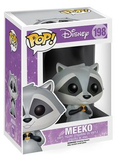 From Disney's Pocahontas comes all your favorite animated characters as a new series of Funko POP Vinyl Figures! Stylized collectable stands 3 inches tall and comes packaged in an attractive close Funk Pop, Disney Pop, Film Disney, Meeko Pocahontas, Pop Bobble Heads, Funko Pop Anime, Funko Pop Dolls, Pop Figurine, Pop Toys