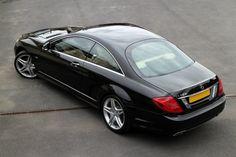 Mercedes-Benz CL 4.7 CL500 BlueEFFICIENCY 7G-Tronic 2dr