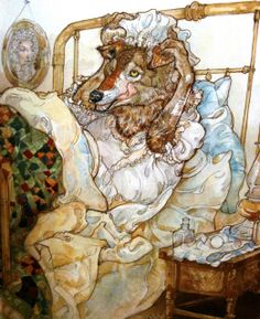 Jerry Pinkney - Little Red Riding Hood *