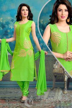 http://www.mangaldeep.co.in/salwar-kameez/ready-made-salwar-kameez/outstanding-green-party-wear-ready-made-salwar-kameez-5322 For further inquiry whatsapp or call at +919377222211