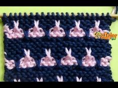 Punto Ropa Bebé – How to Knit a Baby Stitch – 2 Agujas - knitting for babies Baby Knitting Patterns, Knitting Designs, Knitting Stitches, Crochet Patterns, Baby Stitch, Stitch 2, Slip Stitch, Free Crochet, Knit Crochet