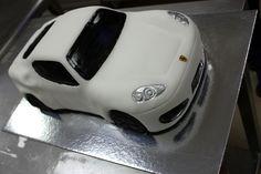 Ferarri car cake - Ferrari Hochzeitskuchen