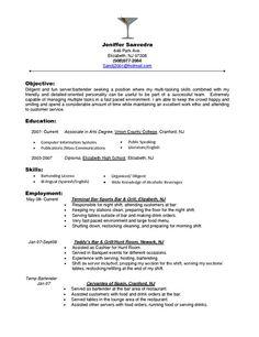 professional restaurant server resume httptopresumeinfoprofessional restaurant - Restaurant Server Resume Sample