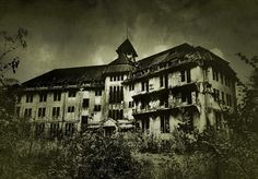 Ghost Hotel (1) by janbommes, via Flickr