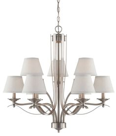South Shore Decorating: Savoy House Lighting 1P-2171-9-69 Maremma Traditional Chandelier SVH-1P-2171-9-69