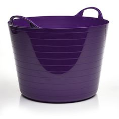 Wilko Laundry Trug Purple diff colours, sometimes on sale for apparently! Laundry Bin, Laundry Basket, Laundry Room, Purple, Bathroom, Storage Ideas, Garage, Colours, Mood