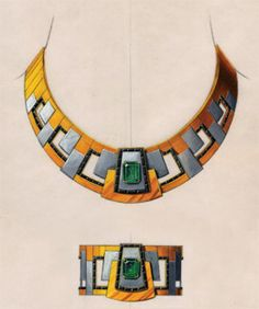 Stagiaire chez Cartier en dessin de bijoux - Nicolas-Salagnac.com