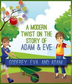 Modern Day Adam and Eve Bible Skit