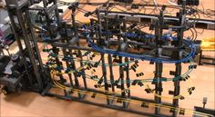Is this the greatest Lego Mindstorm machine ever? - CNET