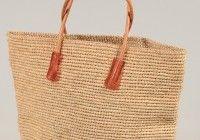 SHOPPER RAFFIA Shop Ideas, Straw Bag, Bags, Accessories, Shopping, Fashion, Handbags, Moda, Fashion Styles
