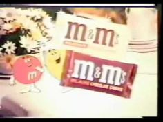 1970 M's Candy Commercial, much better than the commercial they have now.