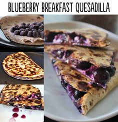 29 Lifechanging Quesadillas You Need To Know About  http://greenlitebites.com/2013/08/23/blueberry-breakfast-quesadilla/#_a5y_p=985906