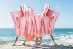 La Pink Series de la photographe australiennePrue Stent, une jeune étudiante en photographie âgée de seulement 20 ans. Des images fortes explorant avec ém