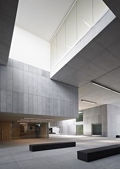 Wexford County Council HQ, Ireland, 2011 - Robin Lee Architecture
