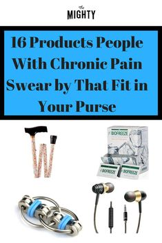 16 Pain Relief Products That Will Fit in Your Purse | The Mighty Chronic Fatigue Symptoms, Narcolepsy Symptoms, Fibromyalgia Causes, Chronic Migraines, Chronic Fatigue Syndrome, Chronic Illness, Rheumatoid Arthritis, Chronic Pain, Fibromyalgia Disability