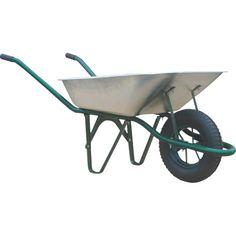 Brouette 1 roue HAEMMERLIN Prems galva gonflée 90 L 100 kg #brouette #uneroue #magasin #leroymerlinguérande #guerande #loireatlantique #bricolage #catalogue #terrasse #jardin #france