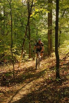 Arkansas mountain biking