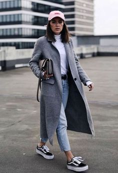 Casual Winter Outfits, Winter Fashion Outfits, Classy Outfits, Look Fashion, Fashion Mode, Fashion Dresses, Mode Ootd, Moda Casual, Elegantes Outfit