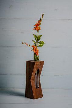 Geometric Test tube Bud Vase by District31 on Etsy